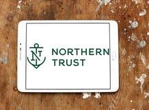 Логотип Северн Доверия Корпорации Стоковое Изображение
