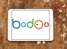 Логотип сети датировка Badoo стоковая фотография rf