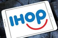 Логотип сети ресторанов IHOP стоковое фото