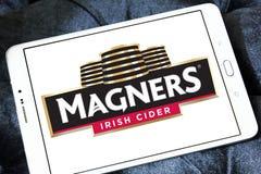 Логотип сидра Magners ирландский стоковые изображения