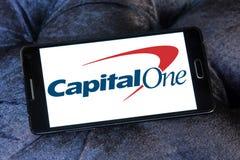 Логотип столицы одного Стоковая Фотография RF