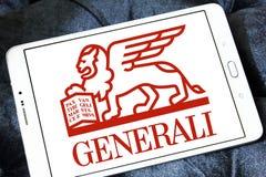 Логотип страхования Generali Стоковое Изображение RF