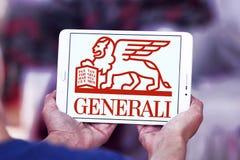 Логотип страхования Generali Стоковая Фотография RF