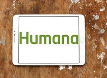 Логотип страховой компании медицинской страховки Humana Стоковые Изображения RF