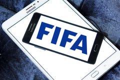 Логотип ФИФА Стоковые Фото