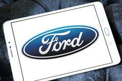 Логотип Форда Стоковое Изображение RF