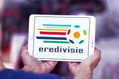 Логотип футбола Eredivisie Стоковое Изображение
