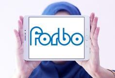 Логотип холдинговой компании Forbo Стоковое фото RF