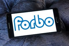 Логотип холдинговой компании Forbo Стоковые Изображения