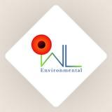 Логотип экологический Стоковое Фото