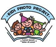 Логотип ягнится проект фото иллюстрация штока