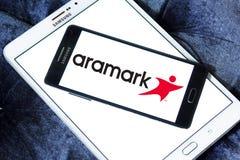 Логотип Aramark Корпорации Стоковое Фото