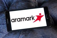 Логотип Aramark Корпорации Стоковое Изображение