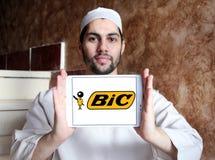 Логотип Bic стоковая фотография rf