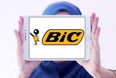 Логотип Bic стоковое фото rf