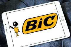 Логотип Bic стоковая фотография
