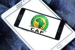 Логотип Caf Стоковые Фото