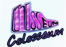 Логотип Colosseum Стоковое фото RF