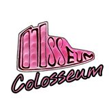 Логотип Colosseum Стоковая Фотография RF
