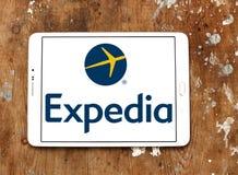 Логотип Expedia Стоковое Фото