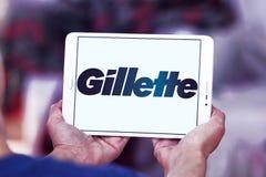 Логотип Gillette стоковая фотография