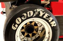 Логотип goodyear Стоковые Фотографии RF