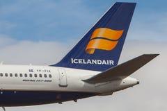 Логотип Icelandair стоковая фотография