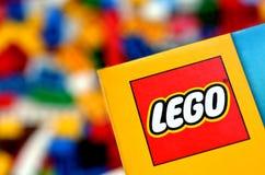 Логотип Lego Стоковые Фотографии RF
