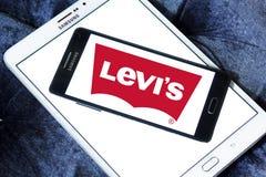 Логотип Levis стоковая фотография rf