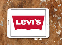 Логотип Levis стоковое изображение