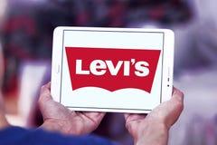 Логотип Levis стоковые изображения rf