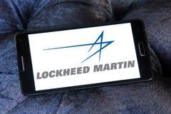 Логотип Lockheed Martin Стоковое Изображение