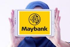 Логотип Maybank Стоковая Фотография