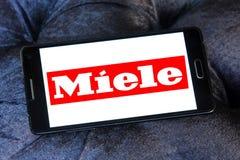 Логотип Miele стоковые изображения rf