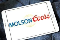 Логотип Molson Coors Brewing Компании стоковые изображения
