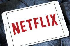 Логотип Netflix Стоковое Фото