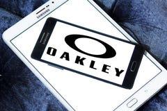Логотип Oakley Стоковое фото RF