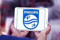 Логотип Philips стоковые изображения