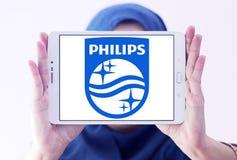 Логотип Philips стоковые фотографии rf