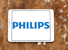 Логотип Philips стоковые изображения rf