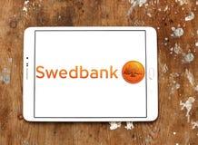 Логотип Swedbank Стоковые Фото