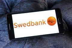 Логотип Swedbank Стоковые Изображения