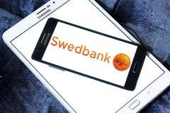 Логотип Swedbank Стоковая Фотография