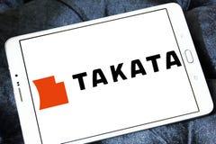 Логотип Takata Корпорации Стоковые Фотографии RF