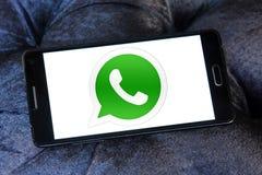 Логотип Whatsapp Стоковые Фото