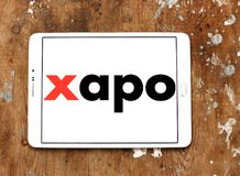Логотип Xapo Стоковое Изображение RF