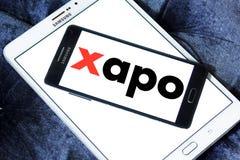 Логотип Xapo Стоковые Фотографии RF