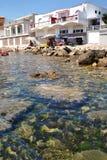 Ложа морем Стоковое Изображение RF