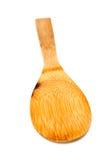 ложка деревянная Стоковые Фото