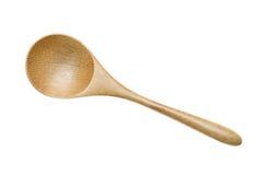 ложка деревянная Стоковая Фотография RF